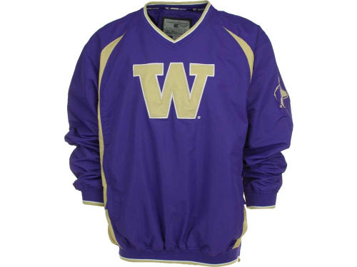 Washington Huskies Colosseum NCAA Hardball Pullover