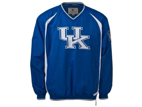 Kentucky Wildcats Colosseum NCAA Hardball Pullover