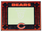 Chicago Bears Art Glass Picture Frame Bed & Bath