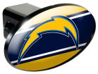 San Diego Chargers Plastic Hitch Cover Auto Accessories
