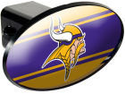 Minnesota Vikings Plastic Hitch Cover Auto Accessories