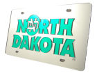 North Dakota Fighting Sioux Laser Tag Auto Accessories