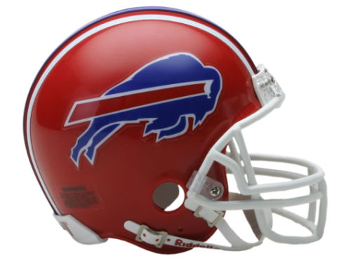 Buffalo Bills Riddell NFL Mini Helmet