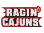 Louisiana Ragin' Cajuns Vinyl Decal Auto Accessories