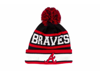 Atlanta Braves MLB Jake Knit Hat Hats