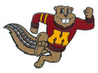 Minnesota Golden Gophers Vinyl Decal Auto Accessories