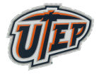 UTEP Miners Vinyl Decal Auto Accessories