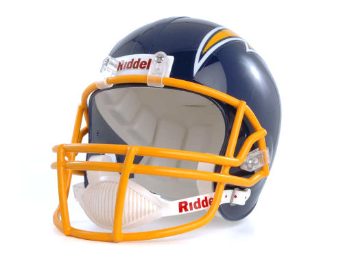 San Diego Chargers Riddell NFL Deluxe Replica Helmet