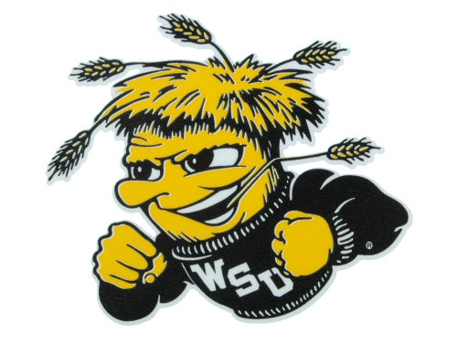 Wichita State Shockers Vinyl Decal
