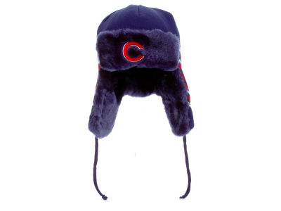 Chicago Cubs MLB Team Trapper Hats