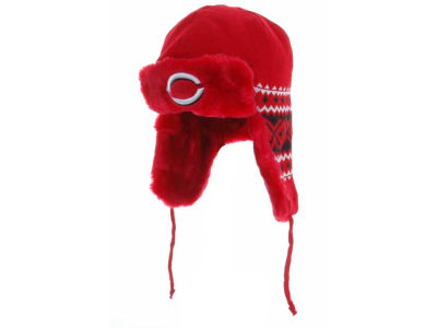 Cincinnati Reds MLB Team Trapper Hats