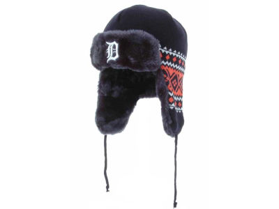 Detroit Tigers MLB Team Trapper Hats
