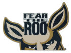 Akron Zips Vinyl Decal Auto Accessories