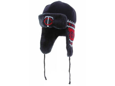 Minnesota Twins MLB Team Trapper Hats