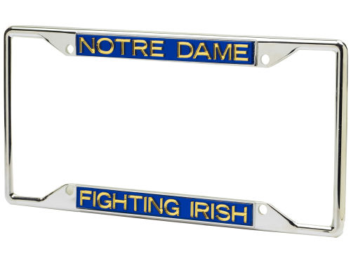 Notre Dame Fighting Irish Laser Frame