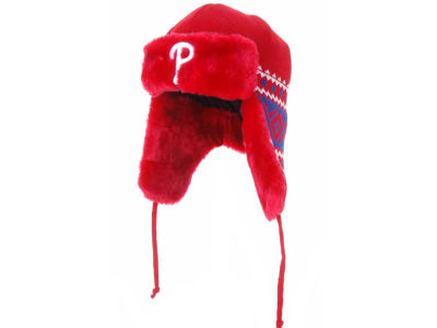 Philadelphia Phillies MLB Team Trapper Hats
