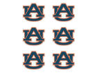 Auburn Tigers Face Decals Gameday & Tailgate