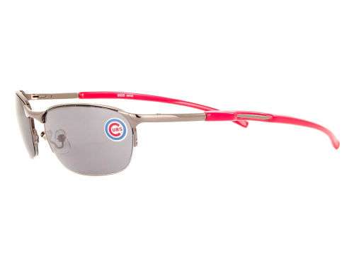 Chicago Cubs Wire Team Sunglasses