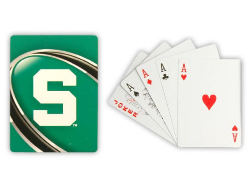 Michigan State Spartans Hunter Manufacturing Playing Cards