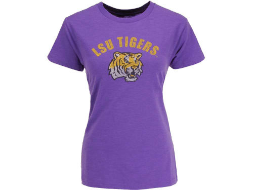 LSU Tigers Colosseum NCAA Womens Tempo T-Shirt