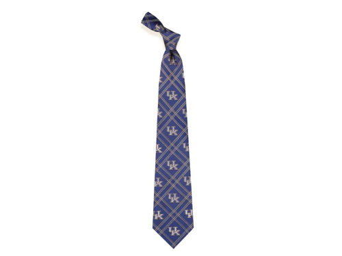 Kentucky Wildcats Eagles Wings Necktie Woven Poly 2