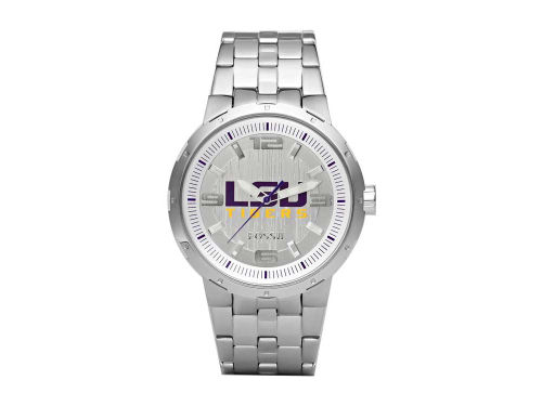 LSU Tigers 3 Hand Date Watch