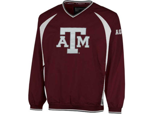 Texas A&M Aggies Colosseum NCAA Hardball Pullover Jacket