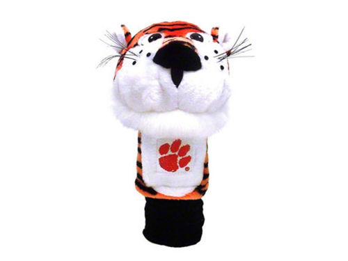 Clemson Tigers Team Golf Mascot Headcover