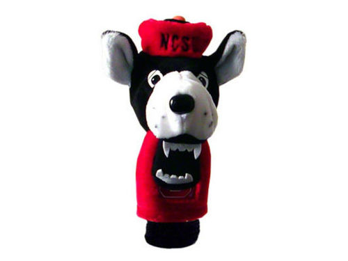North Carolina State Wolfpack Mascot Headcover