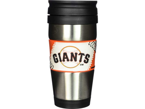 San Francisco Giants Hunter Manufacturing Stainless Steel Travel Tumbler