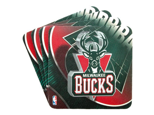 Milwaukee Bucks Coasters