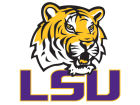 LSU Tigers Wincraft Die Cut Color Decal 8in X 8in Bumper Stickers & Decals