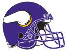 Minnesota Vikings 8in Car Magnet Auto Accessories