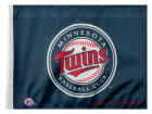 Minnesota Twins Rico Industries Car Flag Auto Accessories