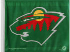 Minnesota Wild Rico Industries Car Flag Auto Accessories