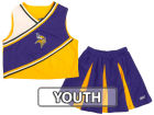 Minnesota Vikings Outerstuff NFL Youth Cheer Jumper Outfits