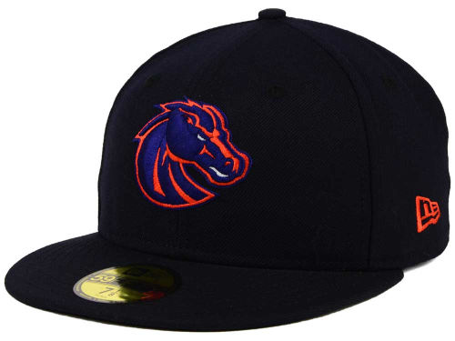 Boise State Broncos New Era NCAA AC 59FIFTY Cap Hats