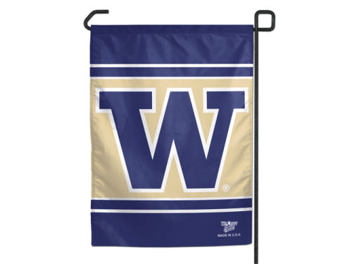 Washington Huskies Wincraft 11x15 Garden Flag