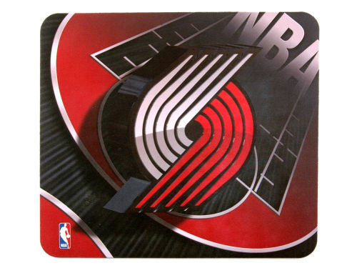 Portland Trail Blazers Hunter Manufacturing Mousepad