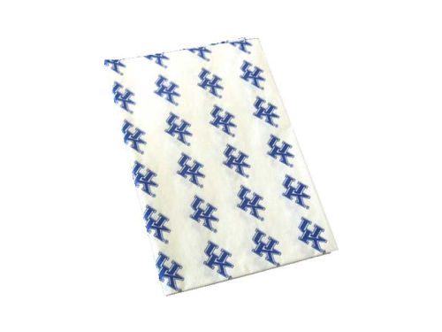 Kentucky Wildcats Printed Tissue Paper