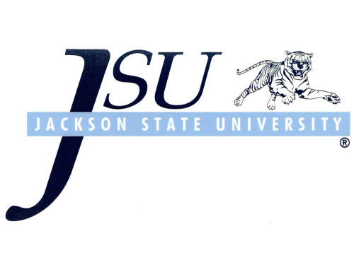 Jackson State Tigers Vinyl Decal