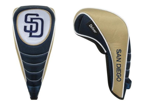 San Diego Padres Team Effort Driver Headcover
