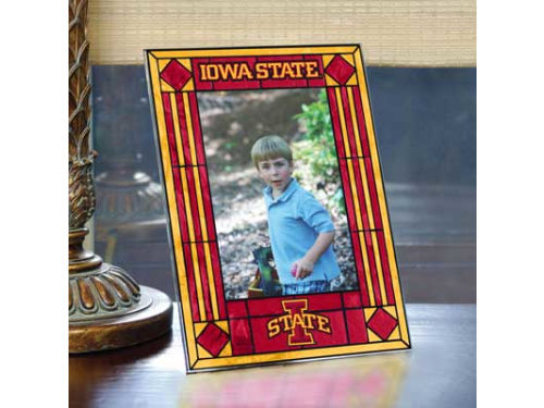 Iowa State Cyclones Vertical Frame