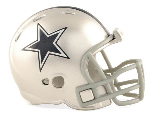 Dallas Cowboys Riddell Pocket Pro Helmet