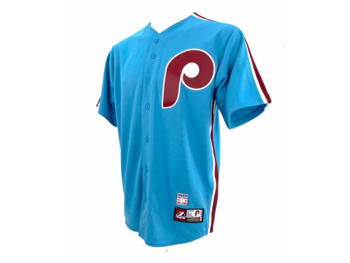 Philadelphia Phillies Mike Schmidt Majestic MLB Men's Cooperstown Fan Replica Jersey