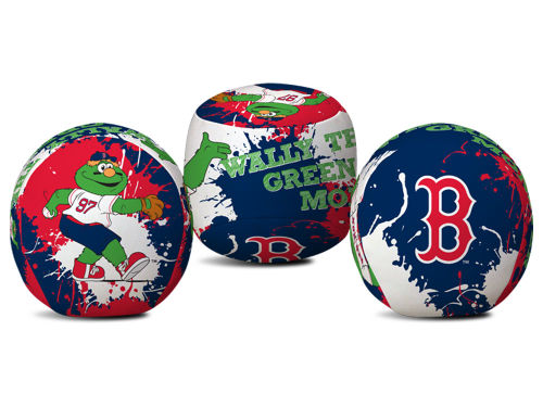 Boston Red Sox Jarden Sports Softee Quick Toss Baseball 4inch