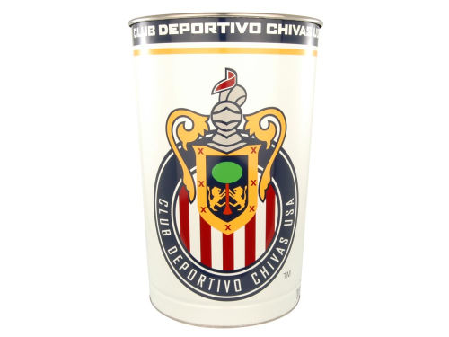 Chivas USA Wincraft MLS Trash Can