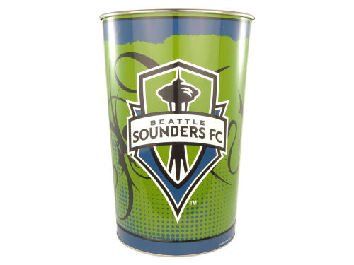 Seattle Sounders FC Wincraft MLS Trash Can