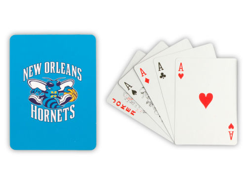 New Orleans Hornets NBA Playing Cards