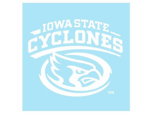 Iowa State Cyclones Decal 6inch x 5inch